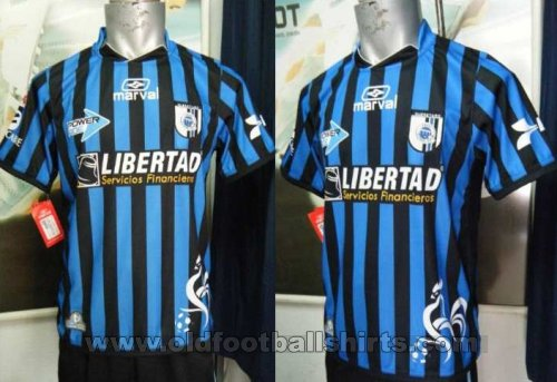 Queretaro Home Maillot de foot 2010 - 2011
