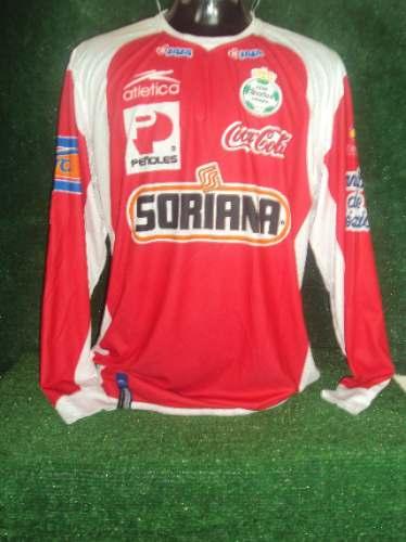 cc602908d21 Santos Laguna Goalkeeper fotbollströja 2007 - 2008.