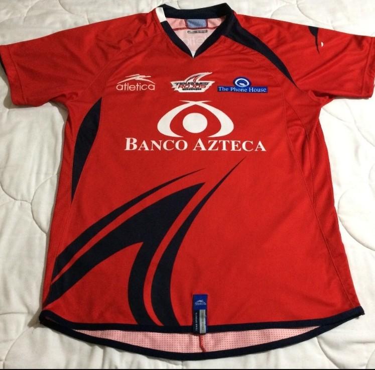 c926ec1168c Tiburones Home maglia di calcio 2008 - 2009.