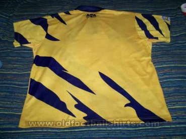Tigres de la U.A.N.L. Home football shirt 1995