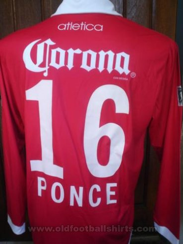 Toluca Home Maillot de foot 2006 - 2007