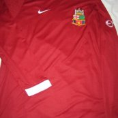 Home football shirt 2006 - 2009