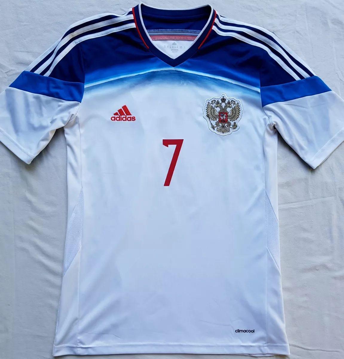 Russia Away Football Shirt 2014
