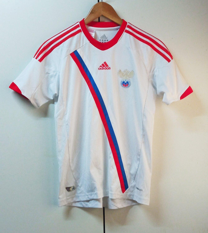 Russia Away football shirt 2012 - 2014.