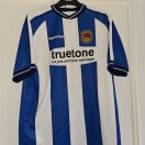 Chester FC football shirt 2004 - 2005
