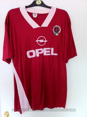Sparta Praha Home football shirt (unknown year)