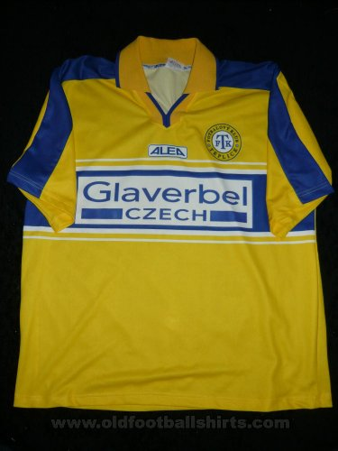 Teplice Home Fußball-Trikots (unknown year)