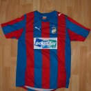 Viktoria Plzen football shirt 2011 - 2012