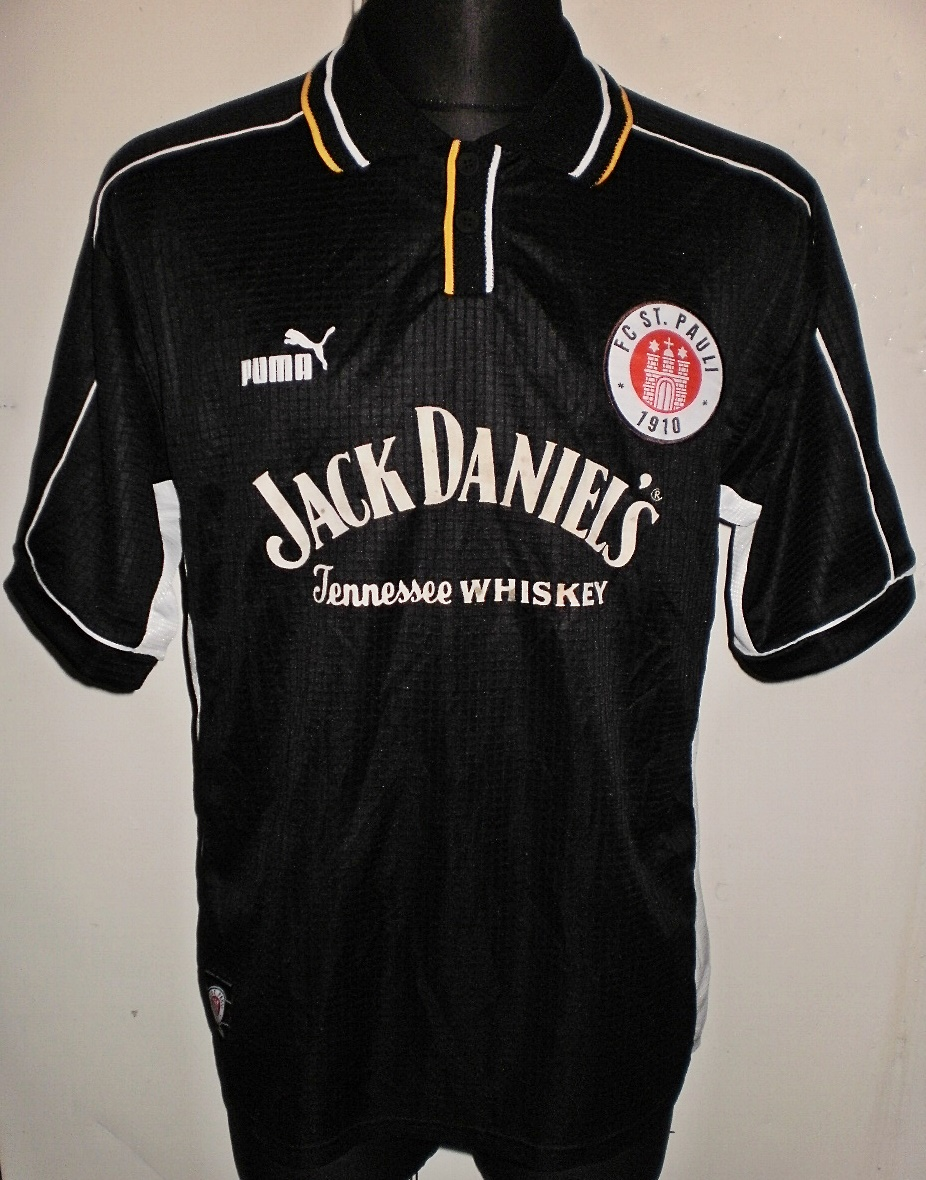st pauli away football shirt 1999 2000 added on 2014 12. Black Bedroom Furniture Sets. Home Design Ideas
