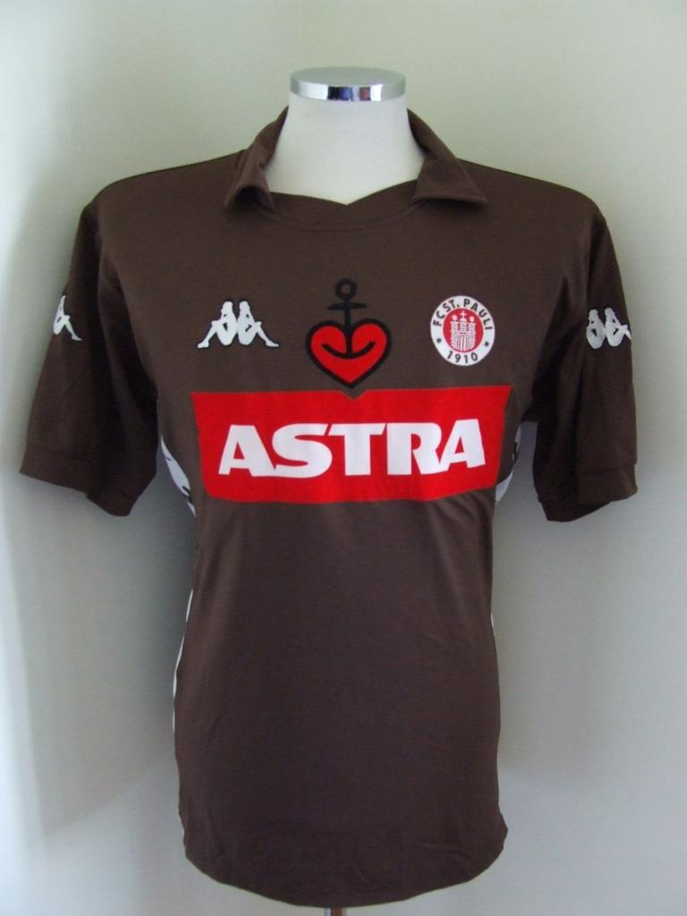 st pauli away football shirt 2002 2003 added on 2010 06. Black Bedroom Furniture Sets. Home Design Ideas