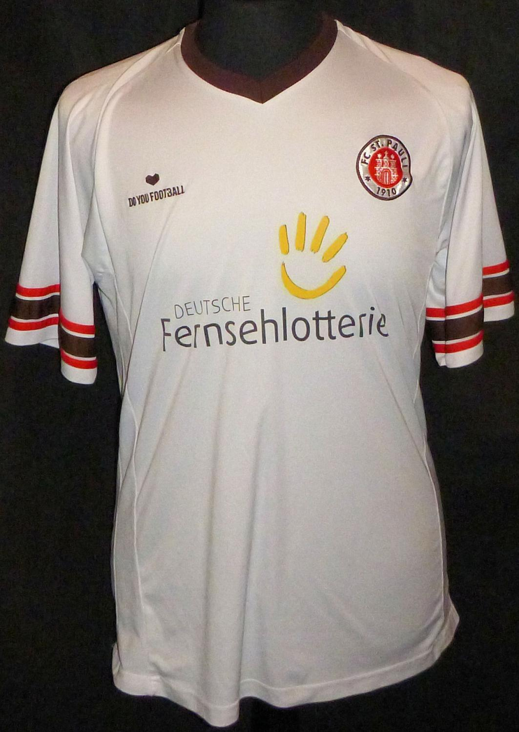 st pauli away football shirt 2012 2013 added on 2015 02. Black Bedroom Furniture Sets. Home Design Ideas