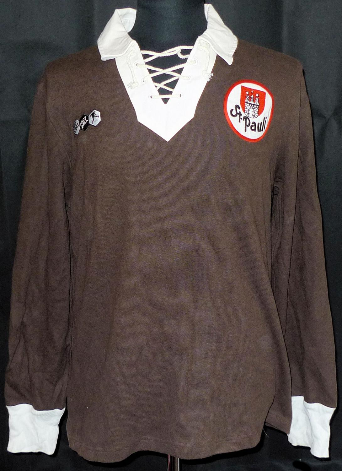 st pauli special football shirt 2009 2010 added on 2012. Black Bedroom Furniture Sets. Home Design Ideas