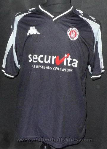 St Pauli Third football shirt 2002 - 2003