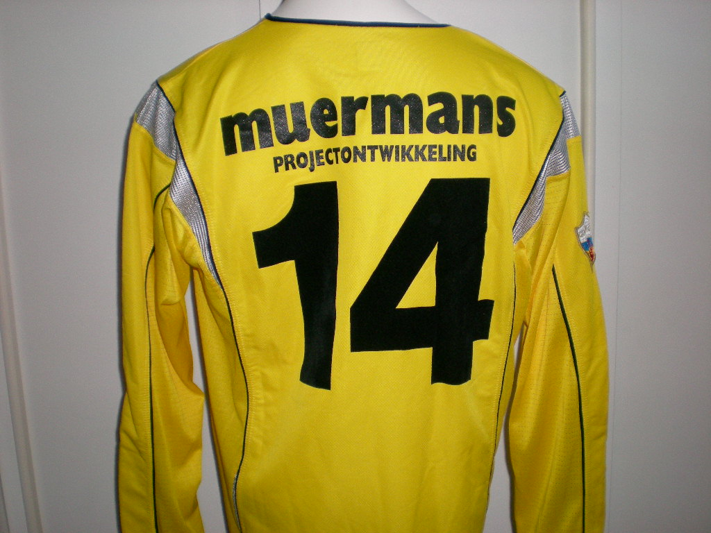Vvv Venlo Home Voetbalshirt 2006 2007