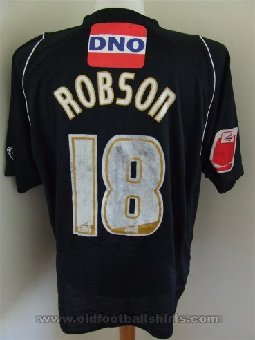 Hartlepool United Away baju bolasepak 2005 - 2006