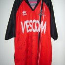Helmond Sport football shirt 2010 - 2011