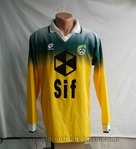 Fortuna Sittard Home football shirt 1997 - ?