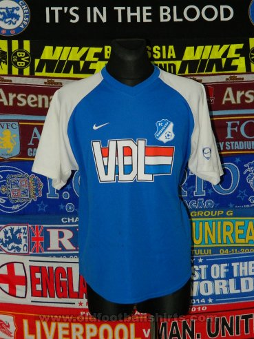 FC Eindhoven Home voetbalshirt  2008 - 2009