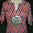 Hereford FC football shirt 1993 - 1995