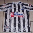 Club Celaya football shirt 1997 - 1998
