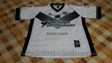 Club Celaya Home football shirt 2002