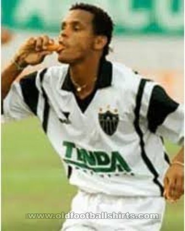 Atlético Mineiro Away football shirt 1998