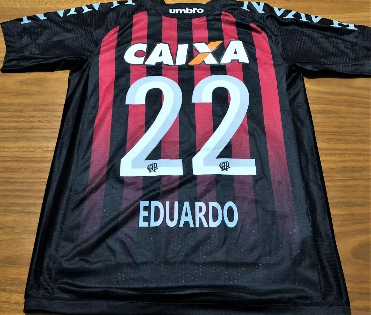 90639b6ae3b Atlético Paranaense Home φανέλα ποδόσφαιρου 2017 - 2018.