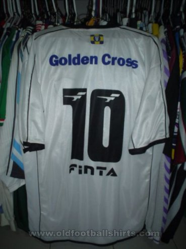 Botafogo Away football shirt 2002 - 2003