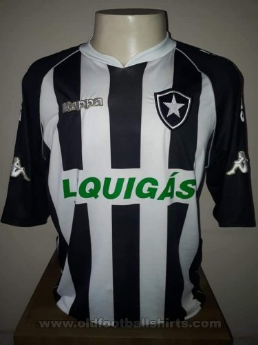 Botafogo Home football shirt 2008 - 2009