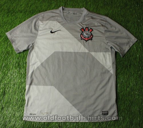 Corinthians Away football shirt 2013 - 2014