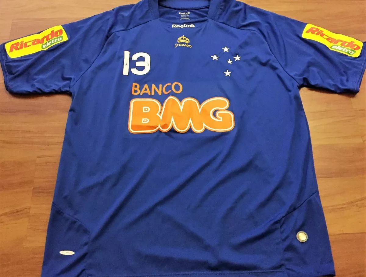 5511b2730d8 Cruzeiro Home Maillot de foot 2010.
