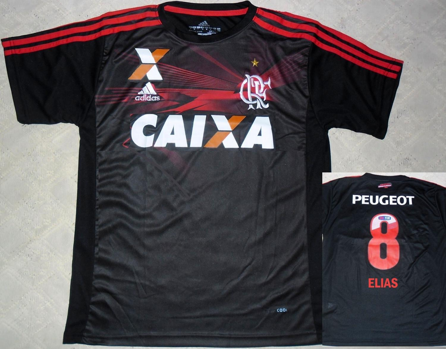 Flamengo Third Maillot de foot 2013 - 2014. 53ed1a168