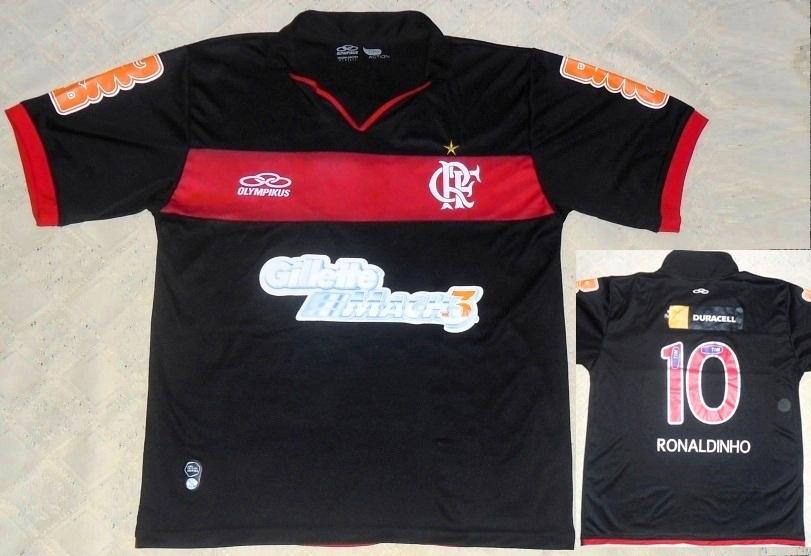 558ac8255fc9b Flamengo Cup Shirt camisa de futebol 2011 -  .