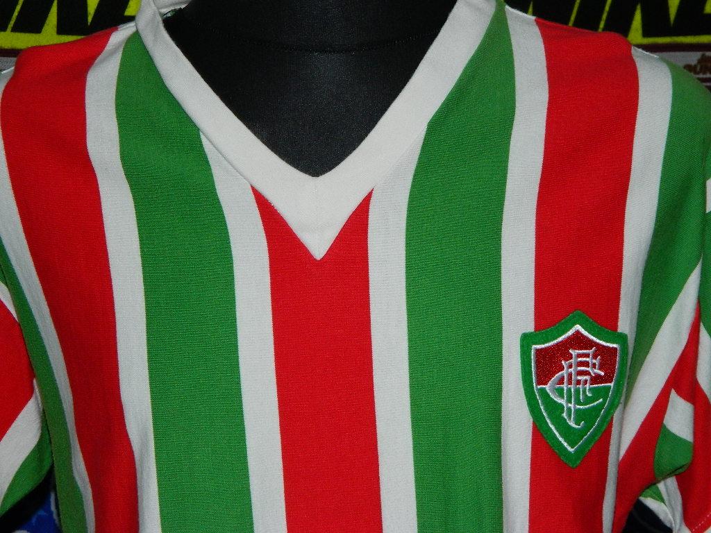 6016055ed Fluminense Retro Replicas Maillot de foot 1968 - 1973.