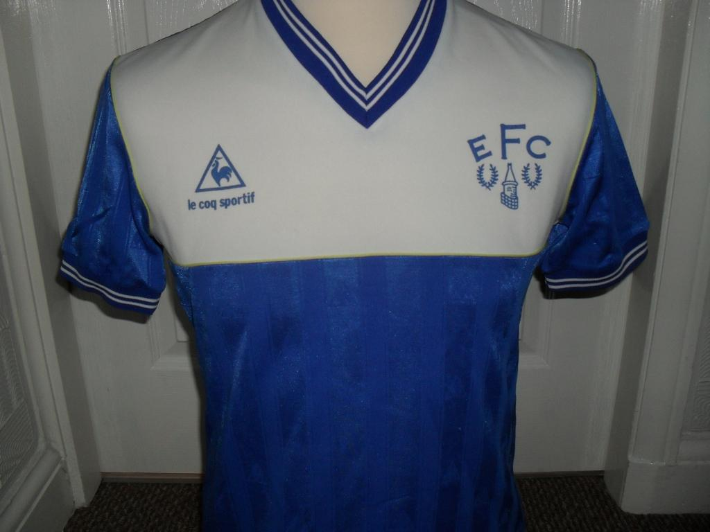 Everton Home Football Shirt 1985