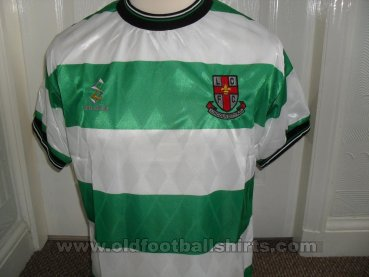 Lincoln City Uit  voetbalshirt  1998 - 1999