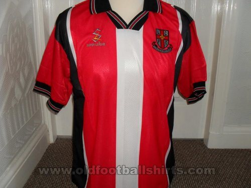 Lincoln City Local Camiseta de Fútbol 1998 - 1999