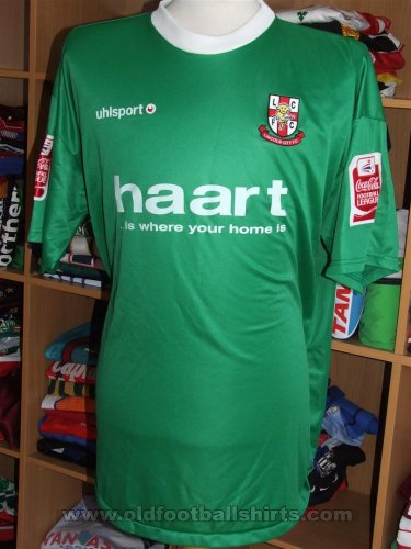 Lincoln City Third football shirt 2006 - 2007