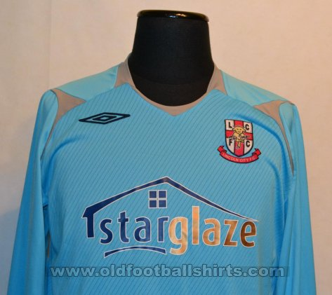Lincoln City Uit  voetbalshirt  2008 - ?