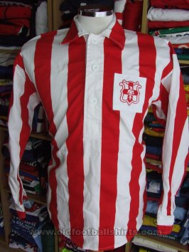 Lincoln City Retro Replicas футболка 1947 - 1958