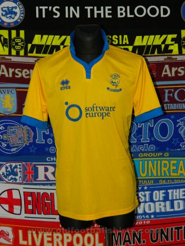 Lincoln City Uit  voetbalshirt  2015 - 2016
