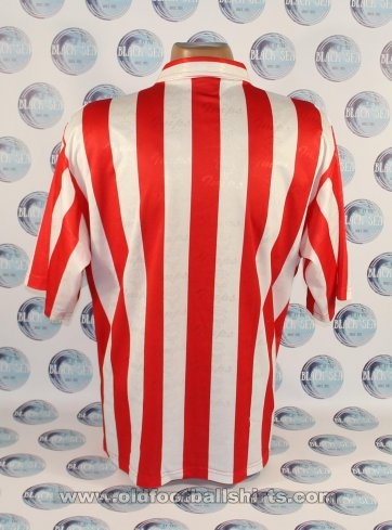 Lincoln City Home football shirt 1993 - 1994