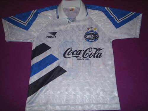 6bd19ee4f0 Grêmio Away camisa de futebol 1993 - 1994. Sponsored by Coca Cola