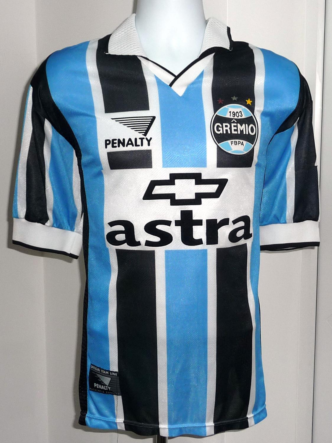 Grêmio 1999. football shirt Home
