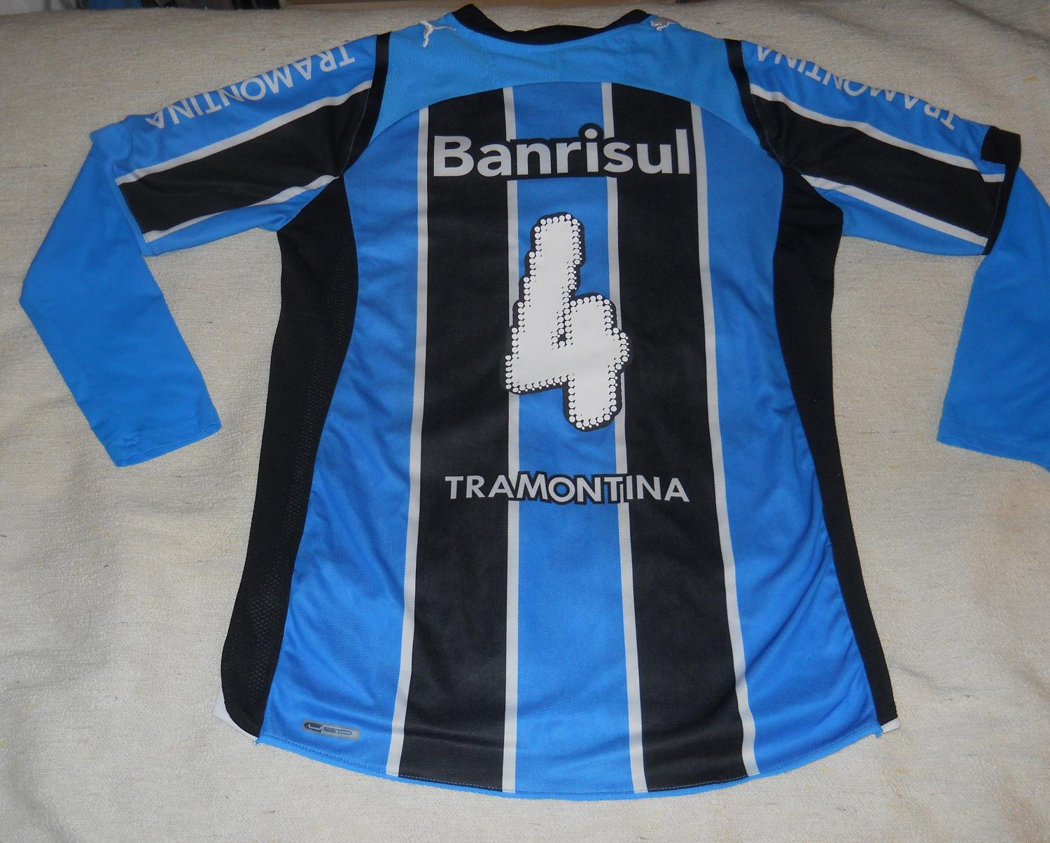 973597badee Grêmio Home football shirt 2009.