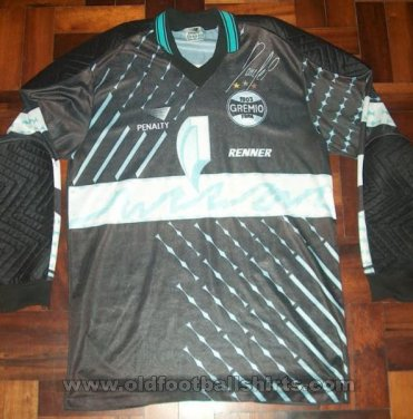 Grêmio Goalkeeper football shirt 1996
