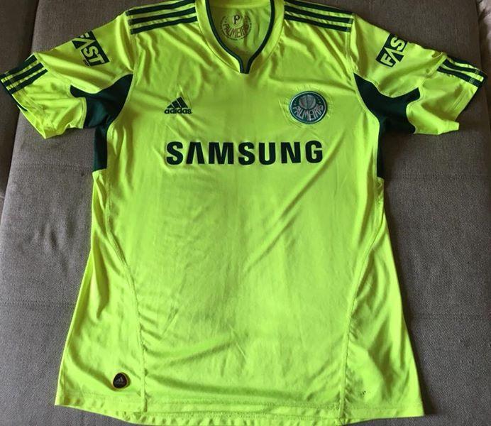 Palmeiras Away football shirt 2010 - 2011. Added on 2018-01-20 476efd552