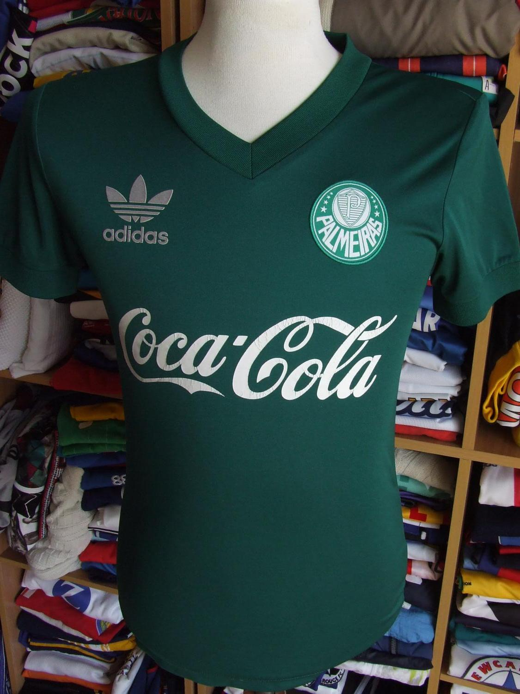 Palmeiras Retro Replicas футболка 1980 - 1990. 6e82fe0d8
