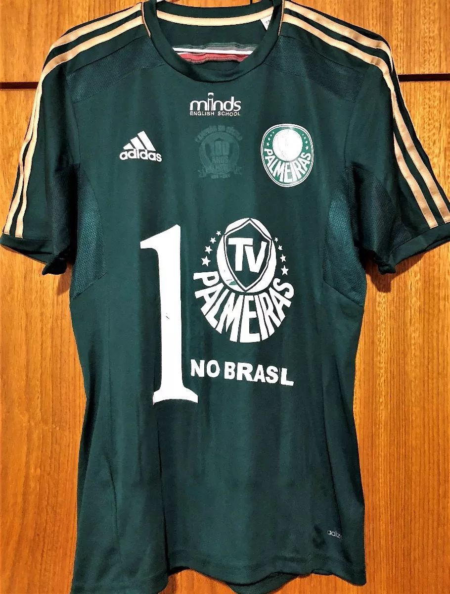 Palmeiras Special חולצת כדורגל 2014. 4d6f60b2c