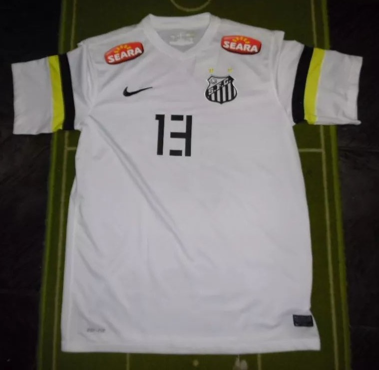 75d578083 Santos Home Maillot de foot 2013 - 2014.